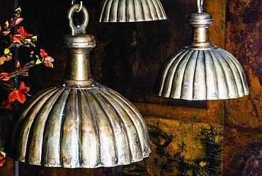 brugskunst lamper