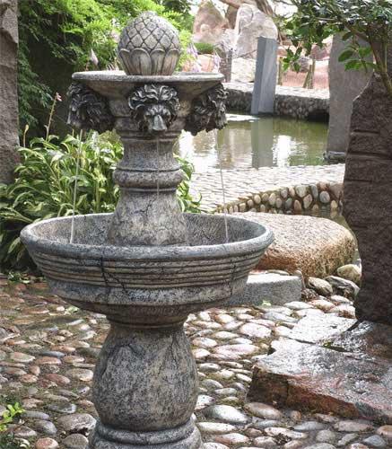 Vandkunst til haven
