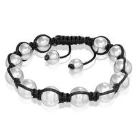 Ball Steel Bead Armbånd
