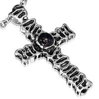 Gothic Steel Cross