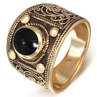 Bred Bronze Fingerring