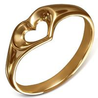 Love Heart Bronzering