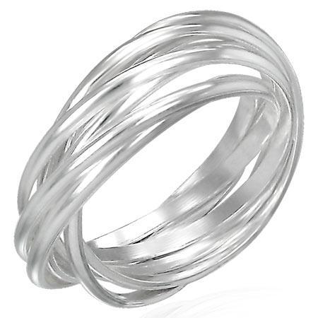 store sølvringe til kvinder