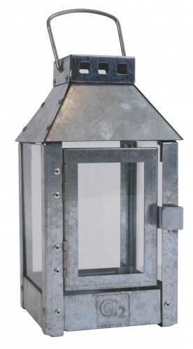 Storslået Galvaniserede Udendørs Lanterner Med Magnetluk. A2 Living Dansk Design LH12