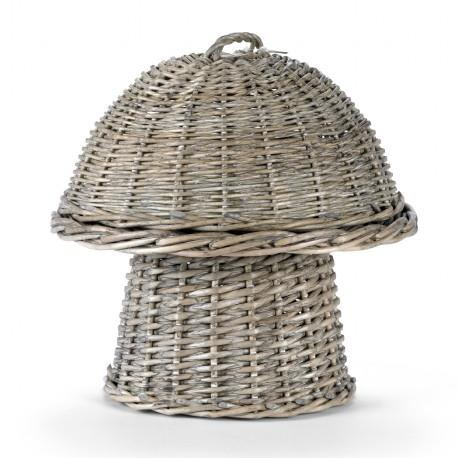 Food Cover/Fluenet I Rattan - Beskyt Dine Madvarer Udendørs